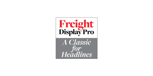 Freight Display Pro